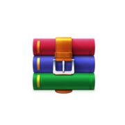 WinRAR6.00中文商业版以及授权文件