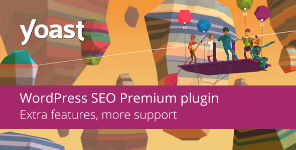 WordPress SEO插件: YOAST PREMIUM V5.0.1