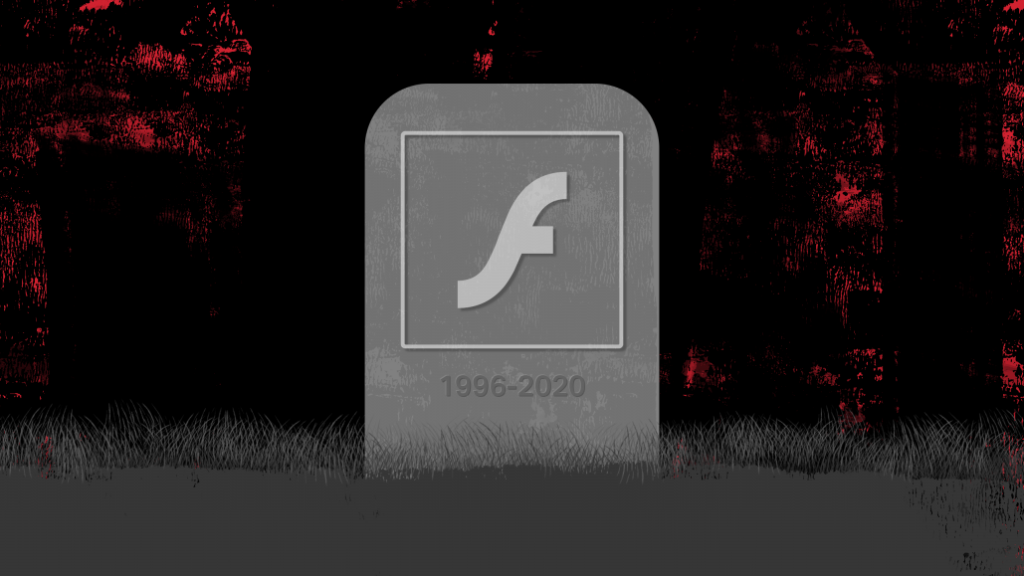 Say goodbye to Flash — in 2020