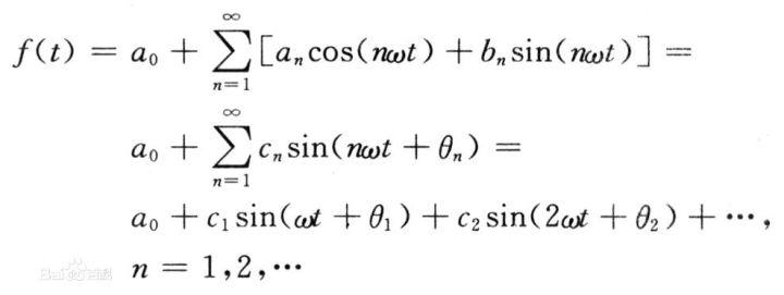 关于傅里叶级数有感-ZAERA